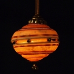 Ceiling Lamp Double Shell